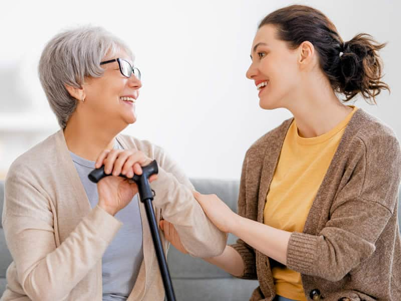 in home help for seniors